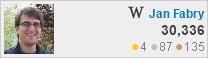 profile for Jan Fabry at WordPress Development